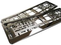 Kennzeichenhalter CHROM DESIGN 520x110